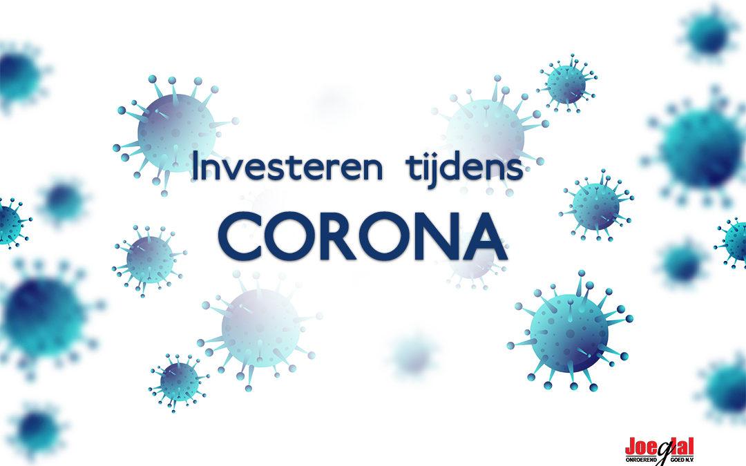 Investeren in vast goed tijdens Corona